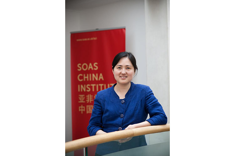 Jieyu Liu SOAS China Institute
