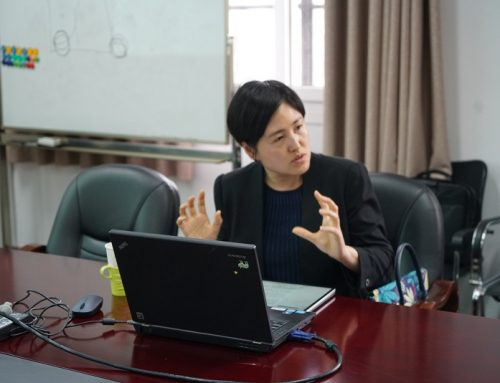Care Circulation, Migration and Ageing in Rural China, Shanghai Academy of Social Science, April 2019