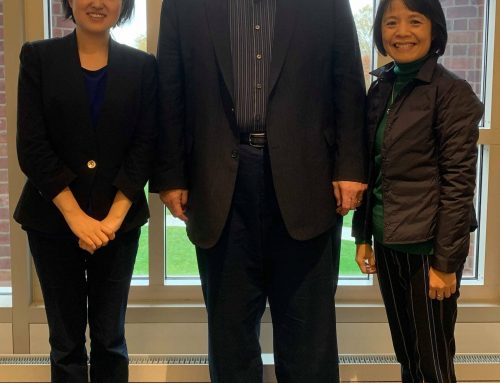 Filial Piety and Rural Ageing, Syracuse University, November 2018